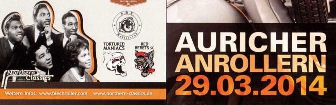 Auricher Anrollern 2014