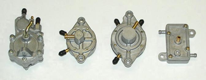 Montageanleitung Mechanische Benzinpumpe