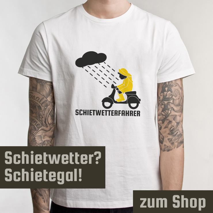 Schietwetter Shirts